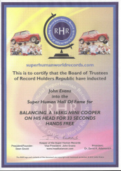RHR Super Human Certificates now available to purchase