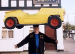 The Heavy Chevy - November 4th 1997 - The Heavy Chevy Car 350 LBS at the Master Locksmith Public House - Derby for BBC Children in Need appeal